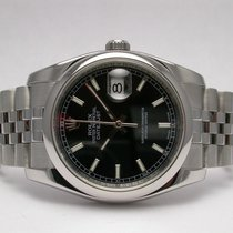 Rolex Datejust 116200 Oyster Perpetual Steel Automatic Mens...