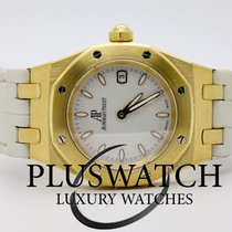 Audemars Piguet Royal Oak Lady Quartz Yellow Gold 33mm JUST...