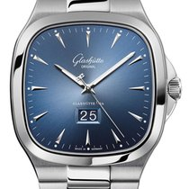 Glashütte Original Seventies Panorama Date 2-39-47-13-12-14 2019 new