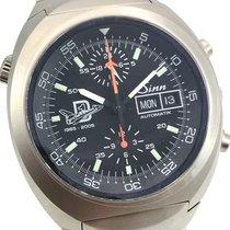 Sinn 142 Ti D1 Weltraumchronograph Reintitan Limited  B+P LC100