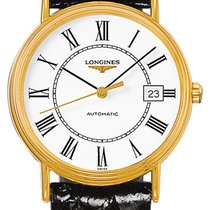 Longines Présence 34.5mm White United States of America, New York, Airmont