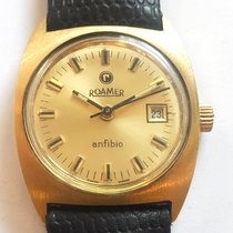 Roamer Reloj de dama 26mm Cuerda manual usados Solo el reloj 1970