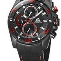 Rothenschild Abyss RS-1405-IB-BKRD red black 46 mm 100M