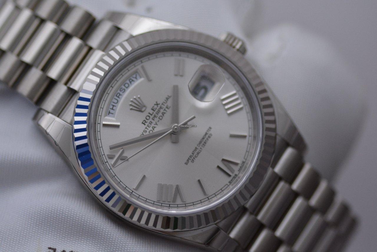 2c639e92532 Rolex Day-Date 40 por R  121.586 para vender por um Seller na Chrono24