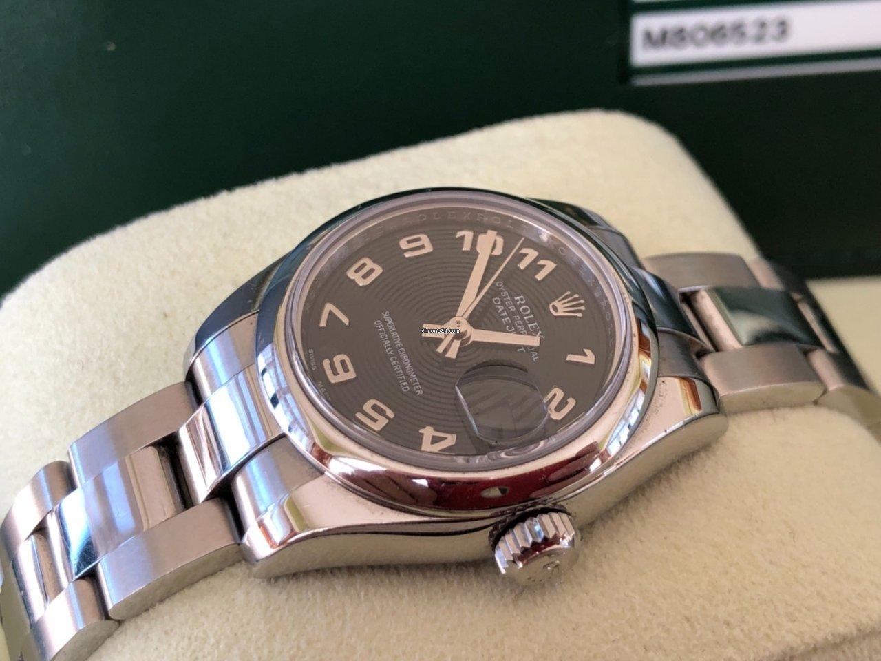 Női Rolex órák árai  3cc0361f8e