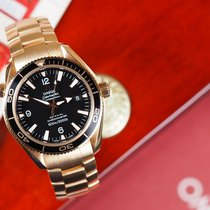 Omega Seamaster Planet Ocean 42mm Gold