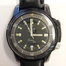 Enicar Steel 40mm Automatic 144/35/03 pre-owned United Kingdom, Eastbourne