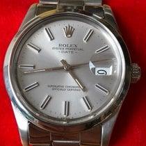 Rolex Oyster Perpetual Date Acero 34mm Plata Sin cifras España, Madrid