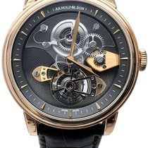 Arnold & Son Rose gold 44mm Manual winding 1SJAR.VO1A.C112A new