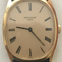 Patek Philippe Golden Ellipse 3546 Bueno Oro amarillo Cuerda manual Chile, santiago