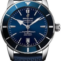 Breitling Superocean Héritage II 46 Steel 46mm Blue No numerals