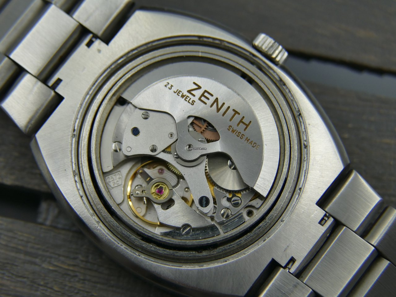 Image result for zenith pilot 2572 23 jewels