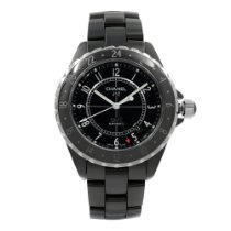 Chanel Ceramic 42mm Automatic H2012 pre-owned United States of America, New York, NYC