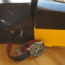 Breitling Steel 42mm Automatic A17364 pre-owned South Africa, Centurion