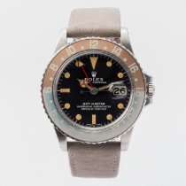 Rolex 1675 Steel 1975 GMT-Master 40mm pre-owned United Kingdom, Guildford,Surrey