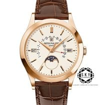 Patek Philippe Perpetual Calendar new 2019 Automatic Watch with original box and original papers 5496R-001