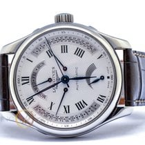 Longines Master Collection Steel 44mm Silver