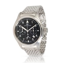 IWC 3741 Staal 1990 Pilot Chronograph 36mm tweedehands