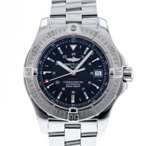 Breitling Colt Automatic Steel 41mm Black United States of America, Georgia, Atlanta