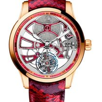 Ulysse Nardin Classic Skeleton Tourbillon United States of America, Florida, North Miami Beach