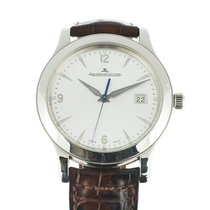 Jaeger-LeCoultre Steel 40mm Automatic Q1398420 pre-owned