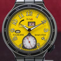 F.P.Journe pre-owned Automatic 42mm Sapphire Glass