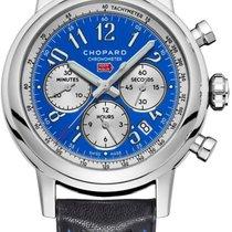 Chopard Mille Miglia Steel 42mm Blue Arabic numerals