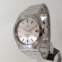 Omega Constellation Men Сталь 38mm Cеребро Без цифр