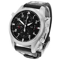 IWC Fliegeruhr Doppelchronograph IW377801 2016 gebraucht