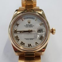 Rolex Day-Date 36 Yellow gold 36mm White Australia, Sydney