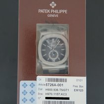 Patek Philippe Nautilus Steel 40.5mm Grey