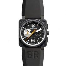 Bell & Ross BR 03-94 Chronographe 42mm Black Arabic numerals United States of America, Pennsylvania, Holland