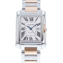 Cartier Tank Anglaise W5310007 2010 pre-owned