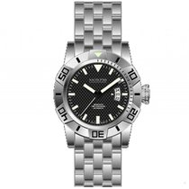 Nauticfish new Automatic Luminescent Hands 45mm Steel Sapphire crystal