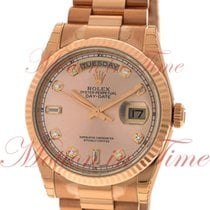 Rolex Day-Date 36 118235 chdp pre-owned