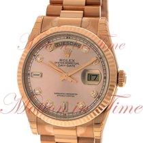 Rolex Day-Date 36 118235 chdp tweedehands