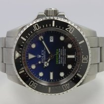 Rolex Sea-Dweller Deepsea DBlue Cameron