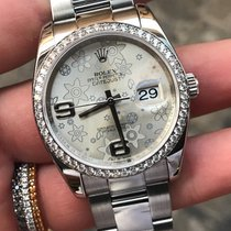 Rolex Datejust 116244 Very good Steel 36mm Automatic
