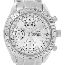 Omega Speedmaster Day Date Chronograph Mens Watch 3221.30.00...