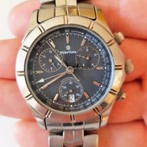 Wyler Vetta Chronograph Automatic 1997 pre-owned Grey