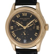 Patek Philippe : Annual Calendar :  5035 J :  18k Yellow Gold