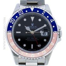Rolex stainless steel GMT-Master