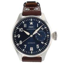 IWC Big Pilot Le Petit Prince Automatic Chronograph Date Mens...