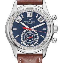Patek Philippe 40mm Automatic new Annual Calendar Chronograph