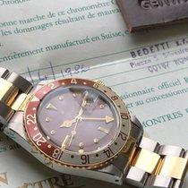 Rolex Gmt Master 16753  Nipple Dial Original Paper