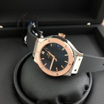 Hublot Classic Fusion Quartz 581.NO.1181.RX new