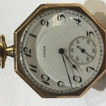 Elgin Yellow gold Manual winding pre-owned United States of America, New York, Massapequa Park