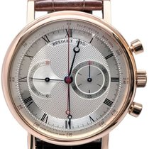 Breguet Classique Rose gold 42.5mm Silver Roman numerals United States of America, Florida, Naples