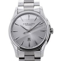 Hamilton Jazzmaster Viewmatic Steel 34mm Silver