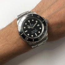 Rolex 116660 Steel Sea-Dweller Deepsea 44mm pre-owned United States of America, New York, NYC